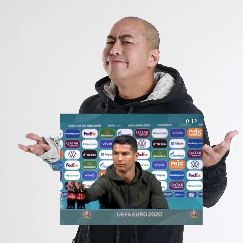 RONALDO VS BOTOL