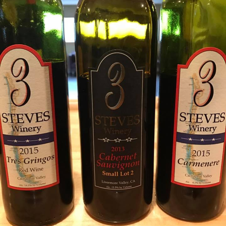 3 Steve's Winery
