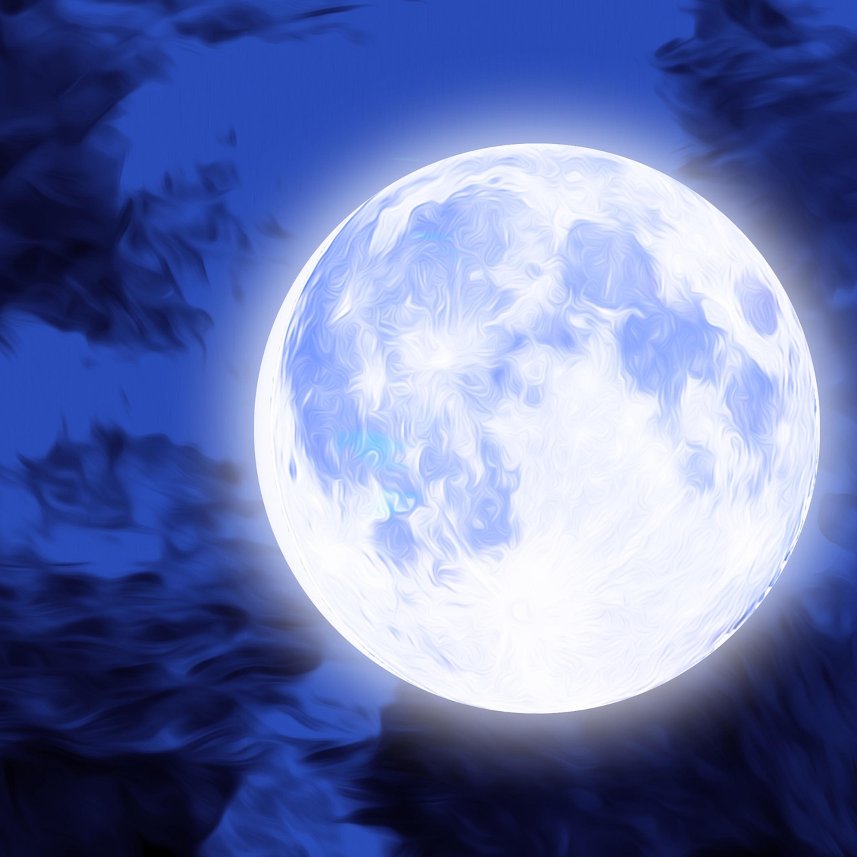 523 Hz | Full Moon Transmission
