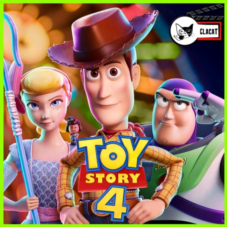 [Clacat 004] Toy Story 4 & Monopólio Disney