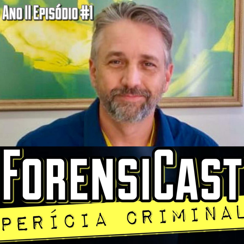 ForensiCast S02E01 MEDICINA LEGAL MUITO ALÉM DO BISTURI com o Dr. Luciano Haas, Perito Médico Legista do RS, Diretor do Departamento Médico-Legal 2015-2020