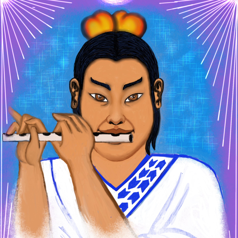 Dioses Chinos: LAN TASHIHO (Séptimo Inmortal) (17)