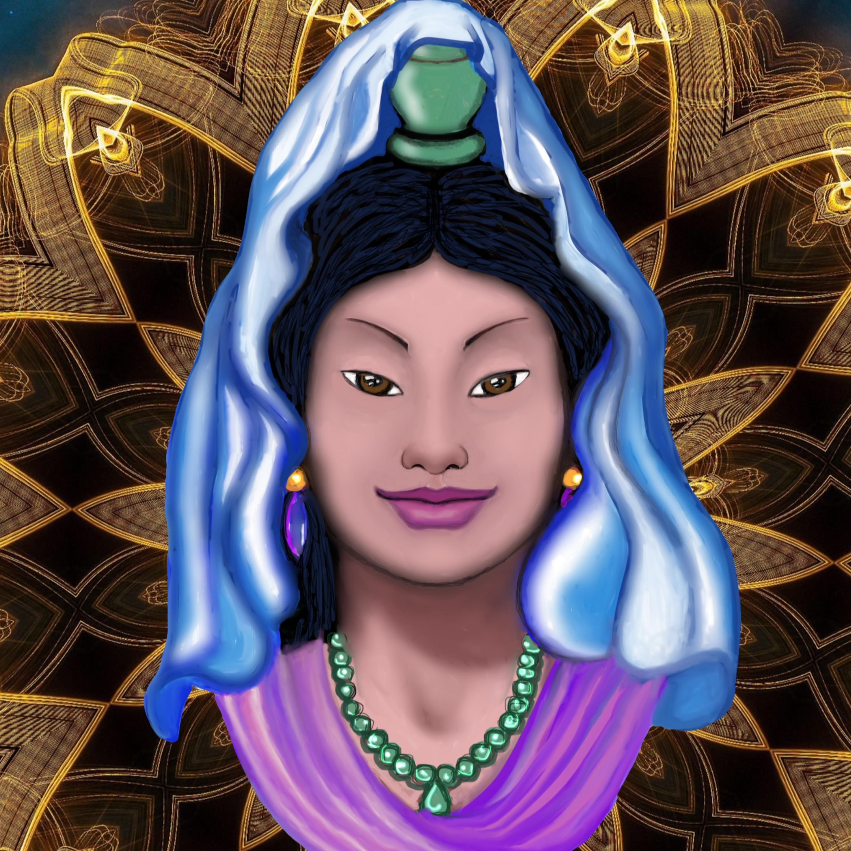 Dioses Chinos: KWAN YIN (19)