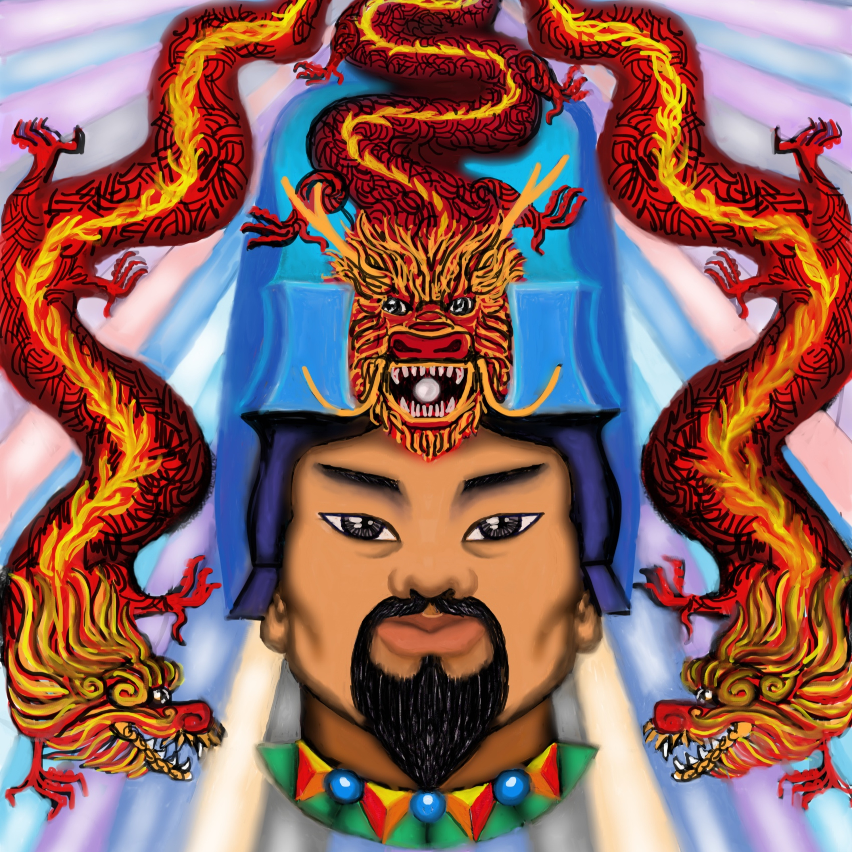 Dioses Chinos: XI HUANG-TI (21)