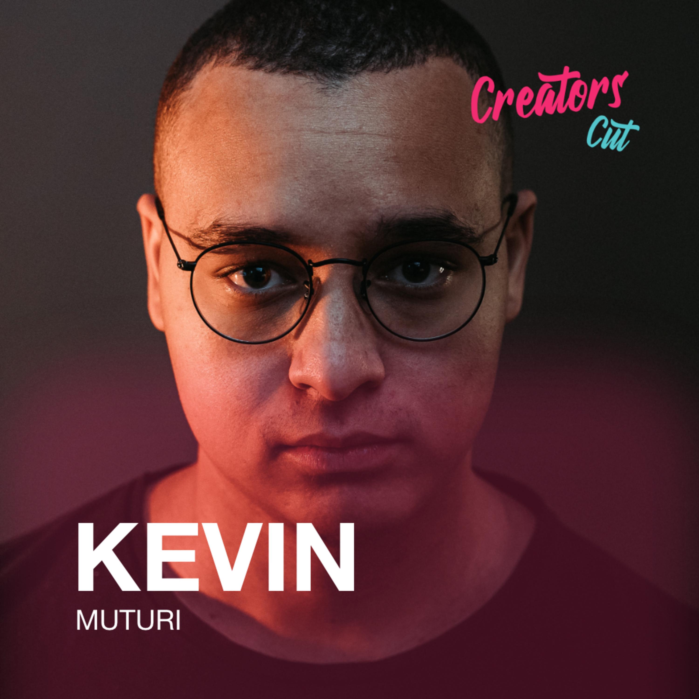 Kreativitetsterapi med Kevin Muturi