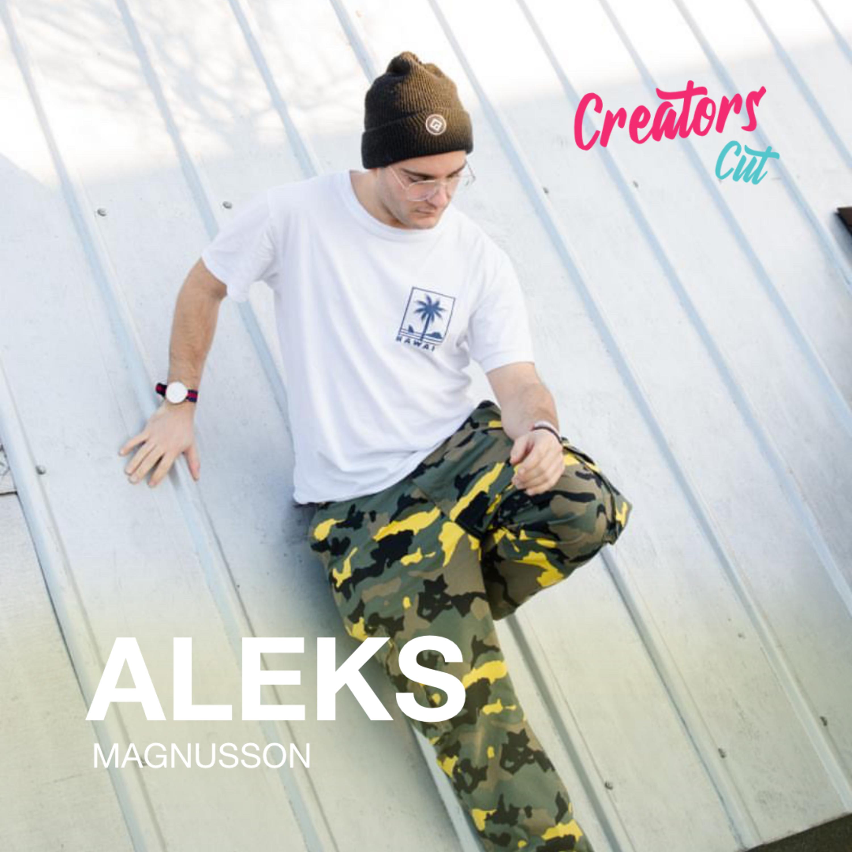 Var gränsen går med Aleks Magnusson