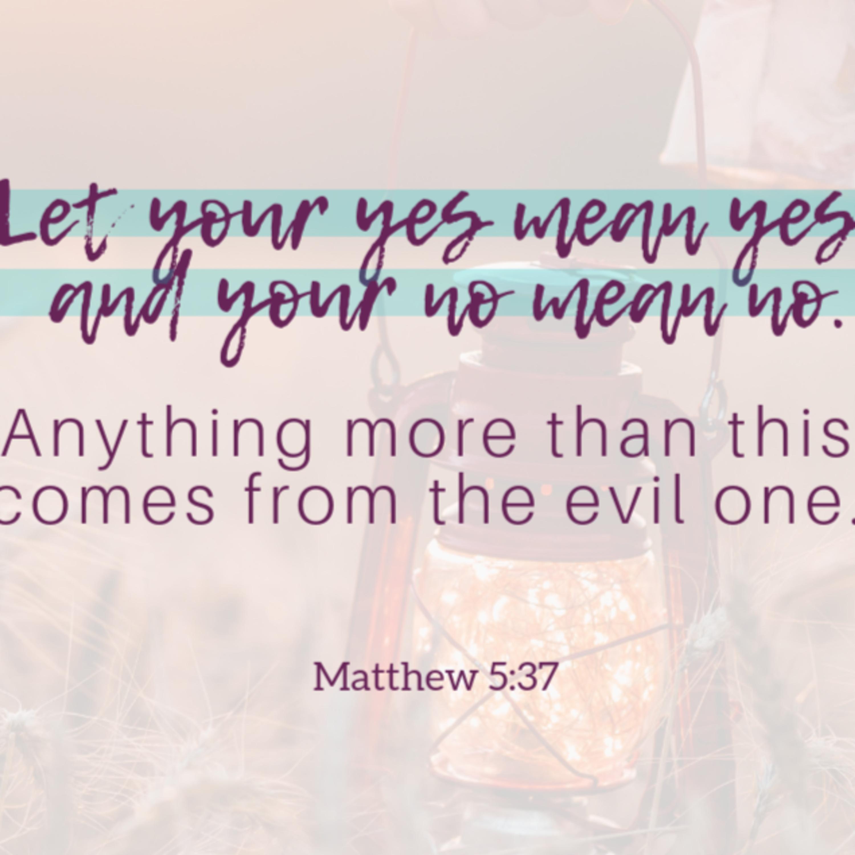 Episode 005 - Making Vows - Ecclesiates 5-8, Psalm 9