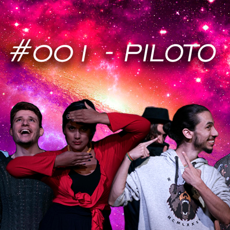 #001 - Ponto Piloto