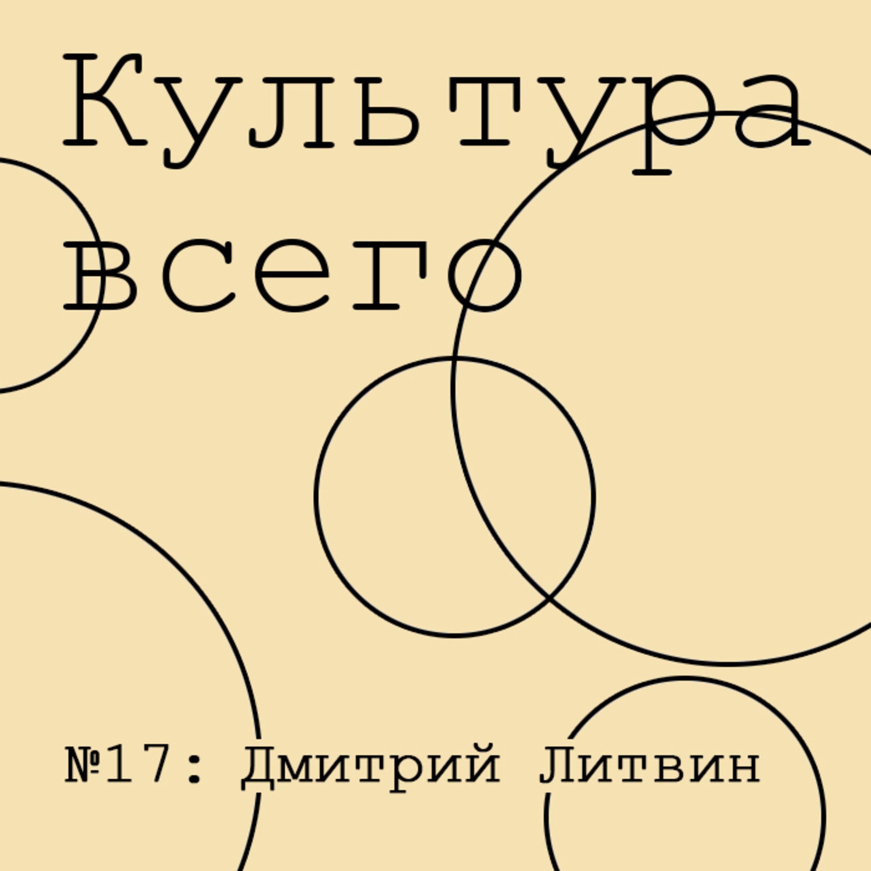 17. Дмитрий Литвин. Культура политической аналитики