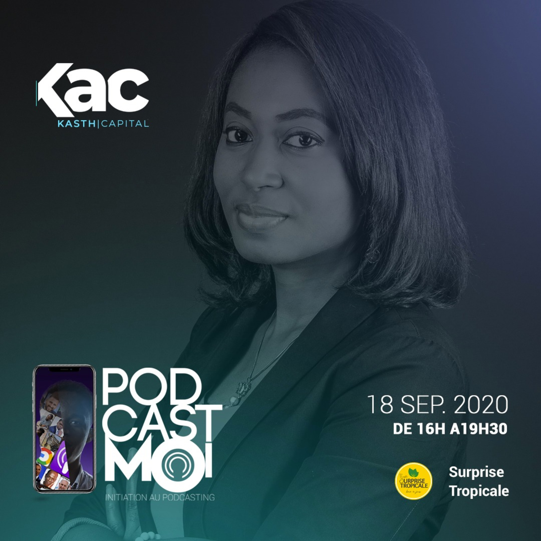 "Le Tour Du Monde : Promo ""#PODCASTMOI"" - Linda Kabombo"