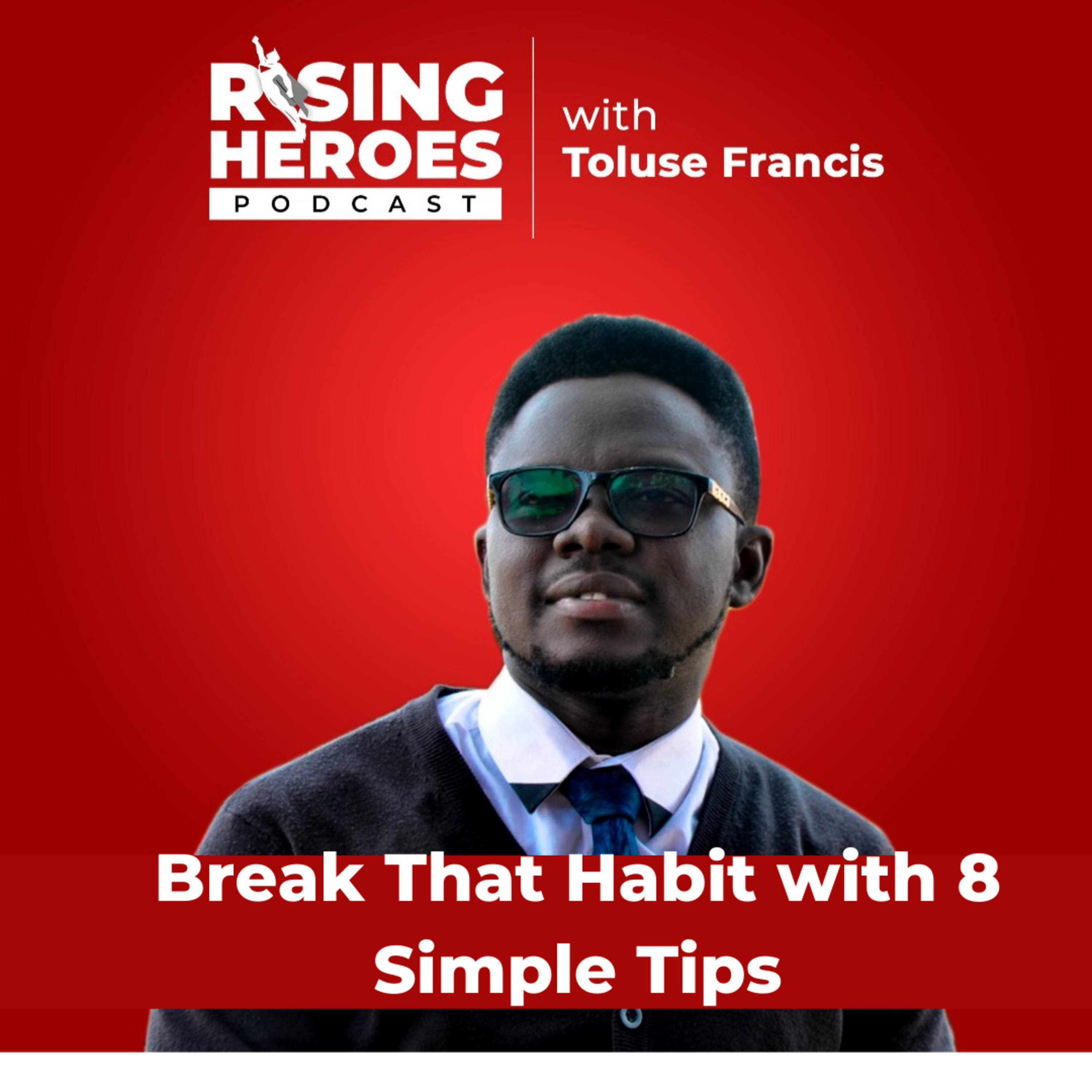 Rising Heroes Podcast w/Toluse Francis on Jamit