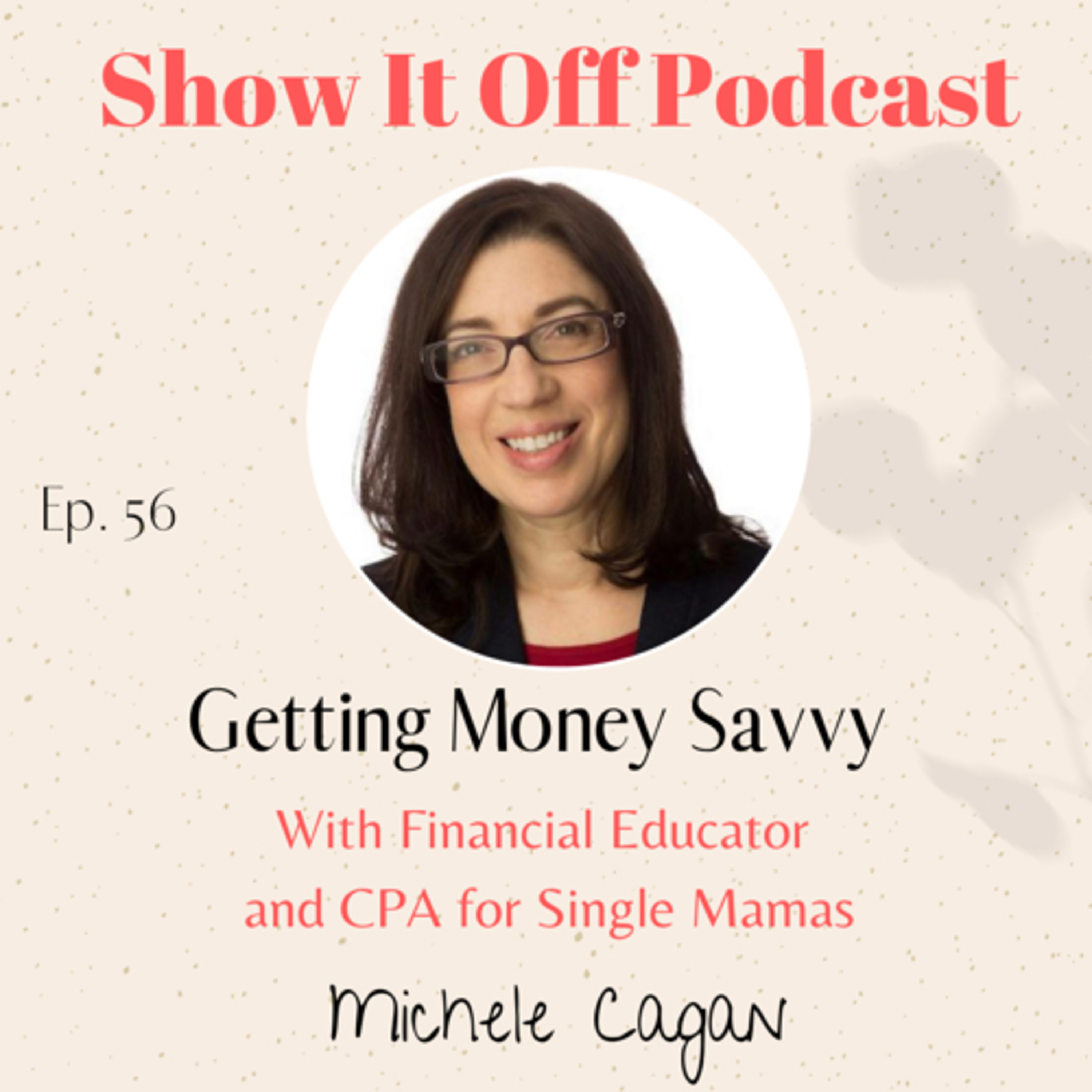 Getting Money Savvy with Financial Educator and CPA Michele Cagan