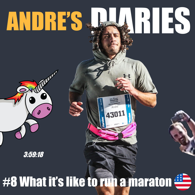 #8 - What it's like to run a marathon [ENGLISH]