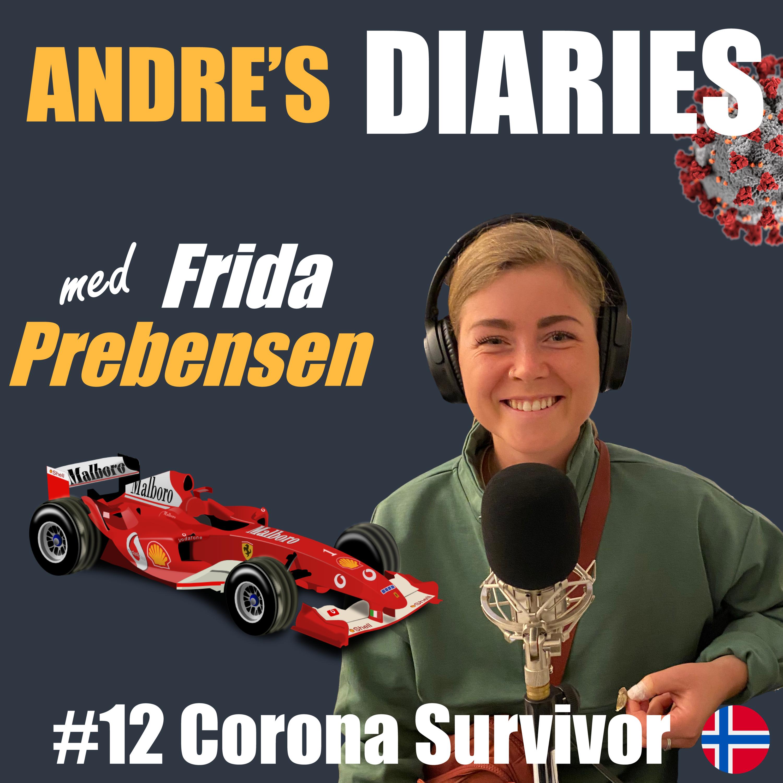 #12 Corona survivor m/ Frida Prebensen [NORSK]