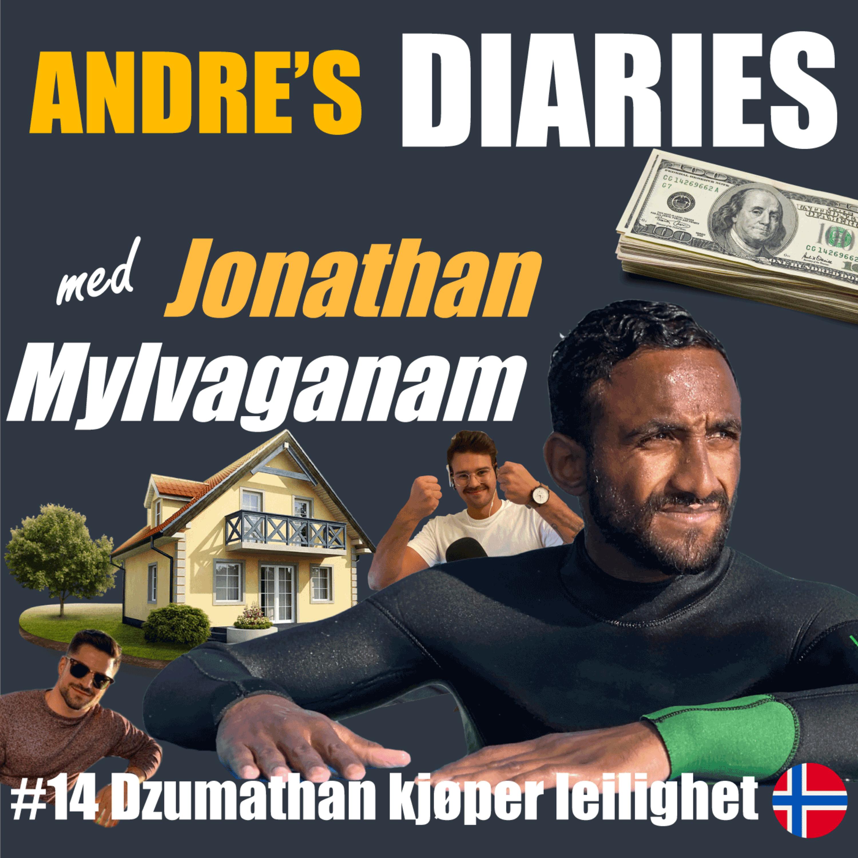 #14 Dzumathan kjøper leilighet m/ Jonathan Myvaganam [NORSK]