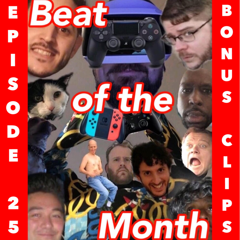 Episode 25: So it's come to this...a bonus clips episode