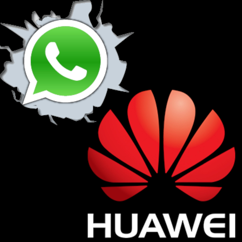 Podcast #3: Toma WhatsApp y más de Huawei