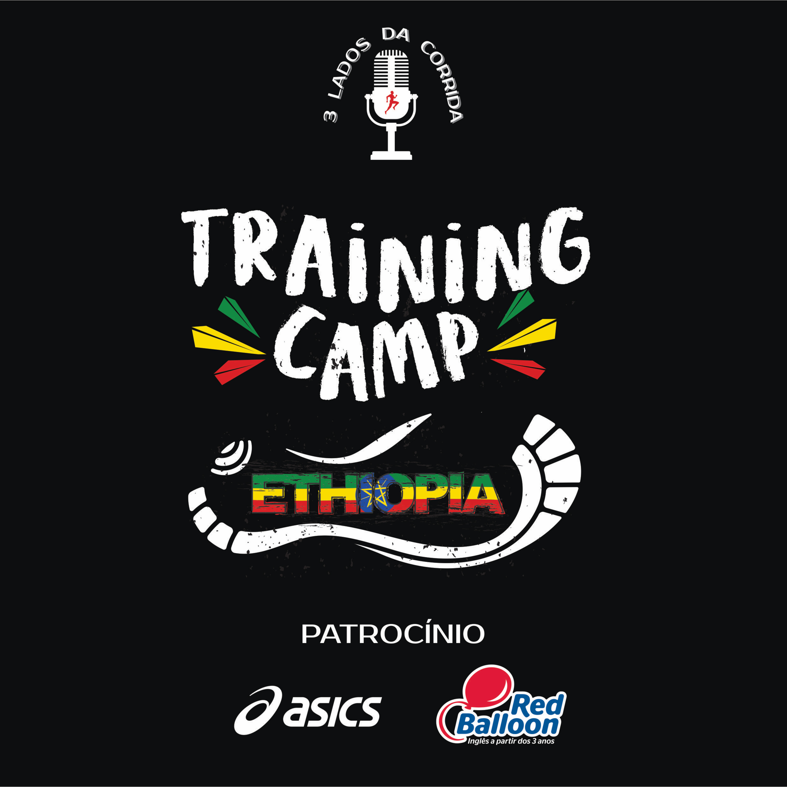 Episódio 70 - Training camp Etiópia