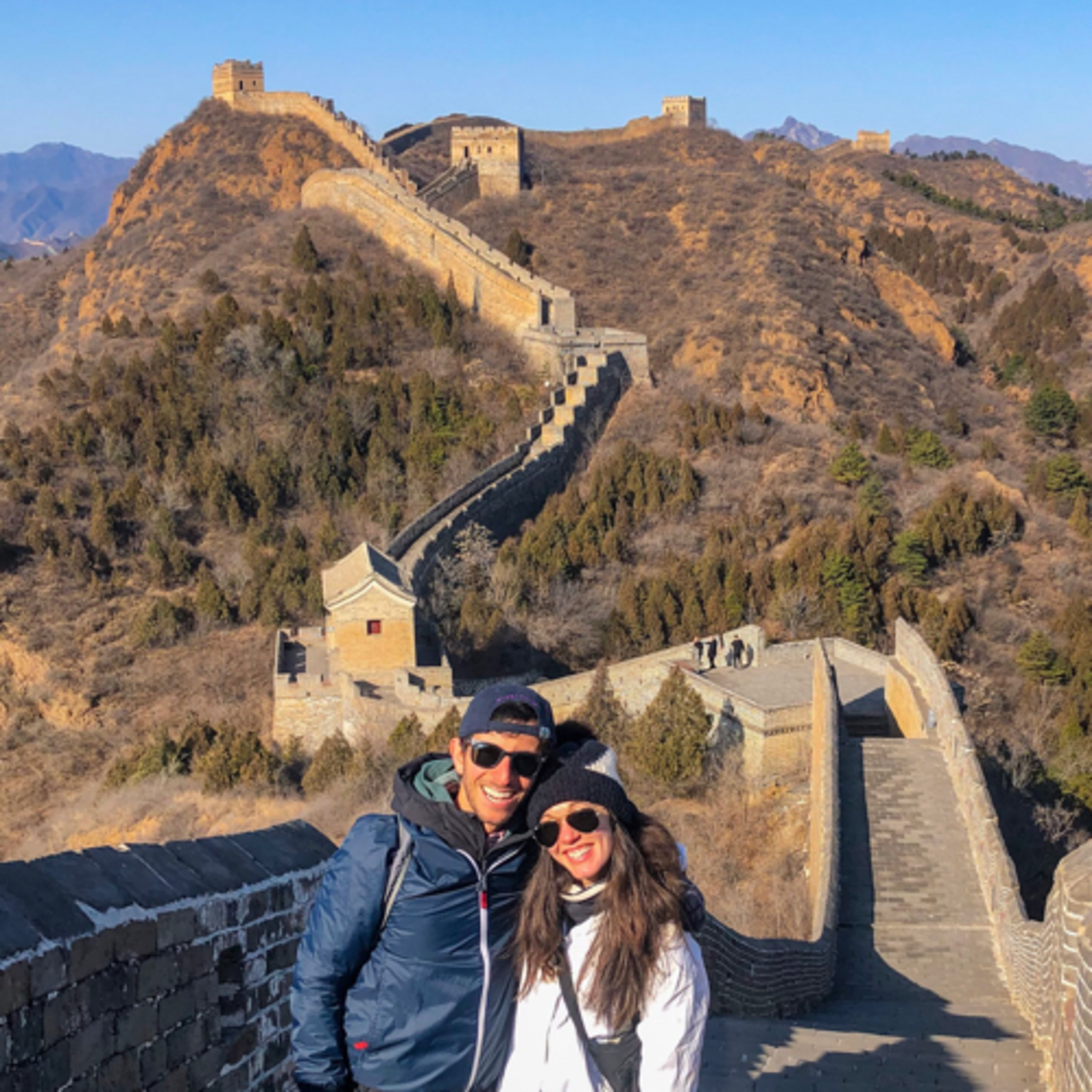11. China Without a Visa - Why you should visit Beijing and The Great Wall ft. Alison Merrill