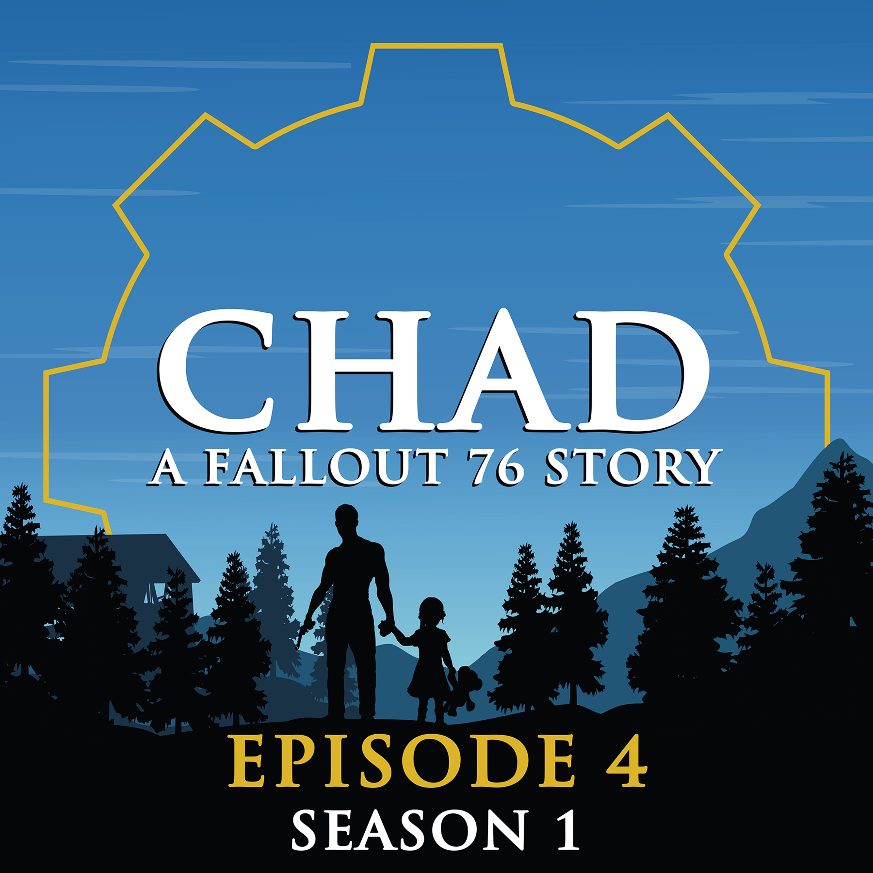 CHAD: A Fallout 76 Story ~ S1E4: The Chad, The Girl & The Grave (Extended Length)