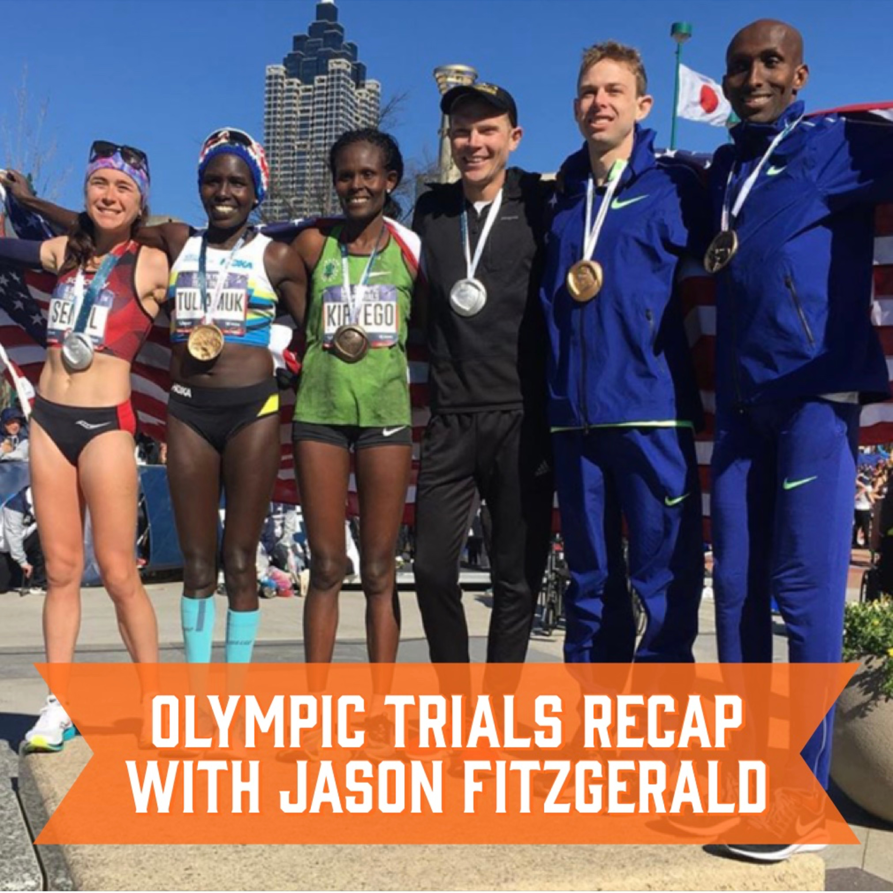 Ep. 49 - Olympic Trials Recap with Jason Fitzgerald