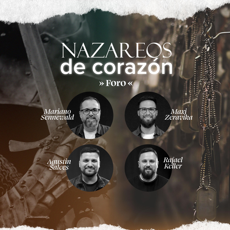 Nazareos de corazón | FORO | MiSion Podcast