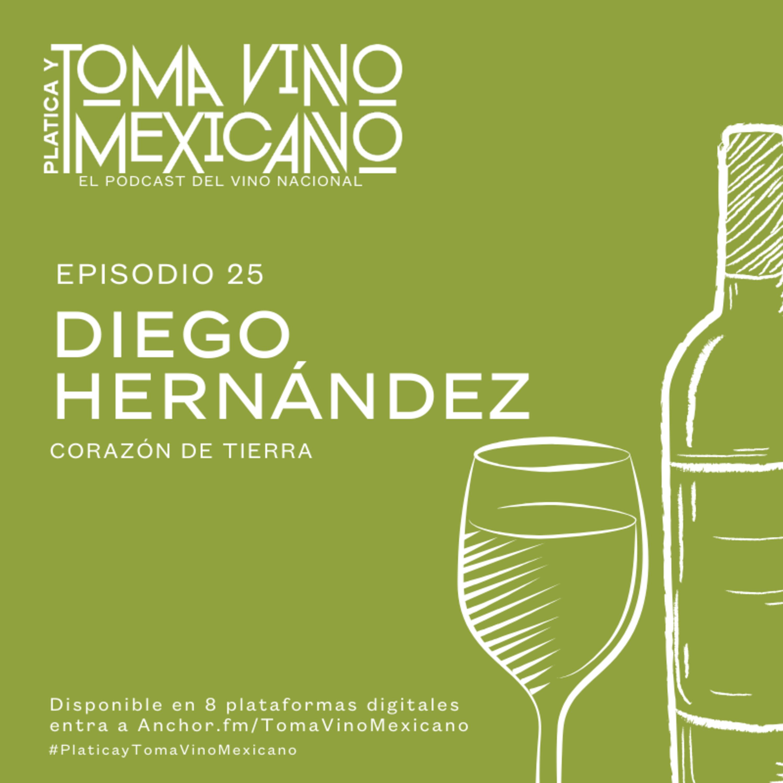 Episodio 25 - Diego Hernández Baquedano - Corazón de Tierra