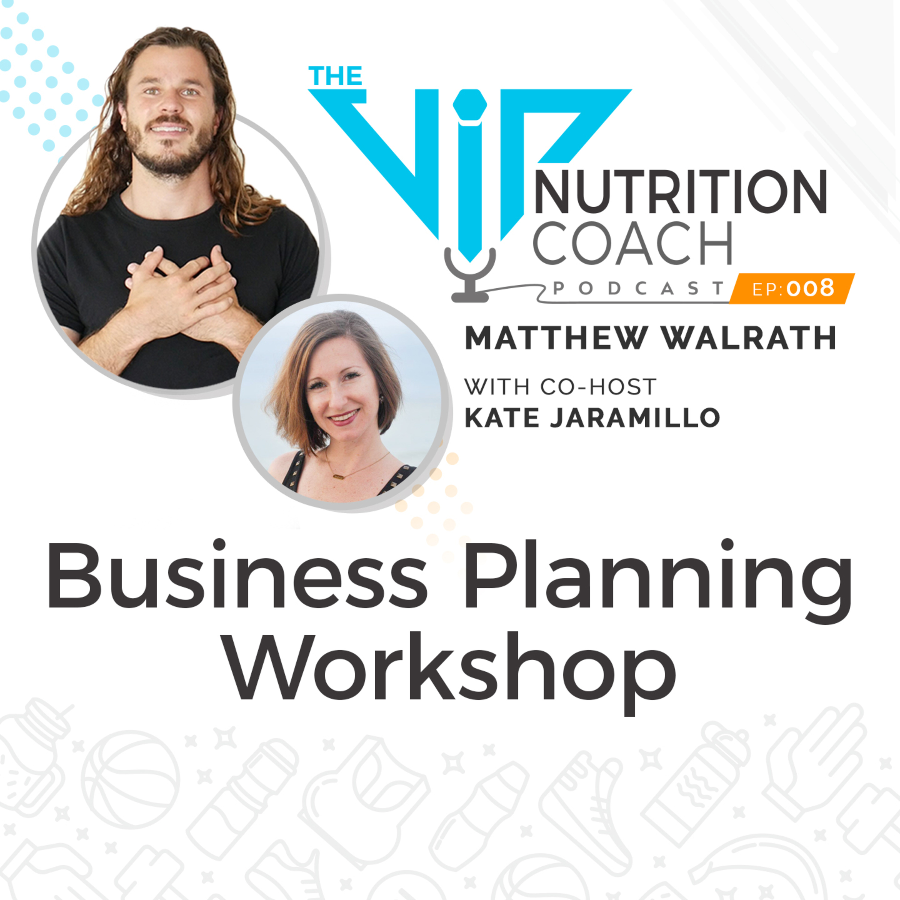 Nutrition Coaching Business Planning Workshop 2021