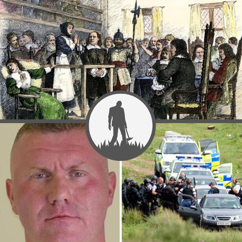 Procesy czarownic z Salem i Mściciel z Newcastle | #18 NO NIE GADAJ...