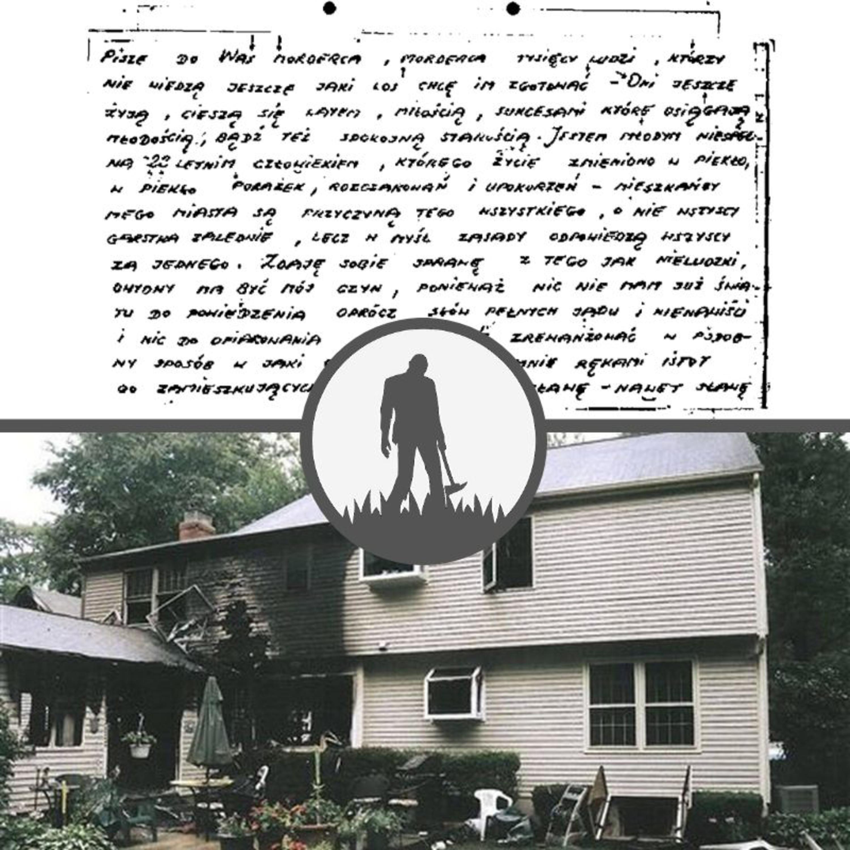 Psychopata ciemności i Napad na dom Petitów | #21 NO NIE GADAJ...