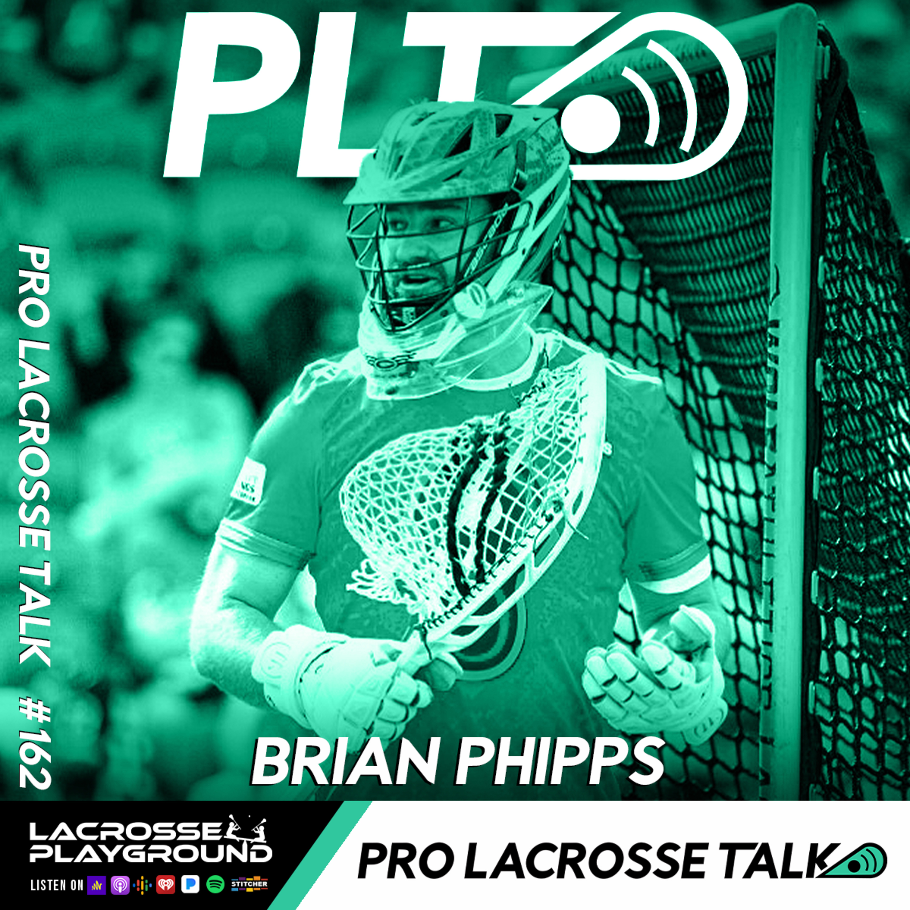 Brian Phipps Joins to Discuss Leading Whipsnakes LC to the PLL Championship Game and the Phippsmagic Moniker (Pro Lacrosse Talk Podcast #162)