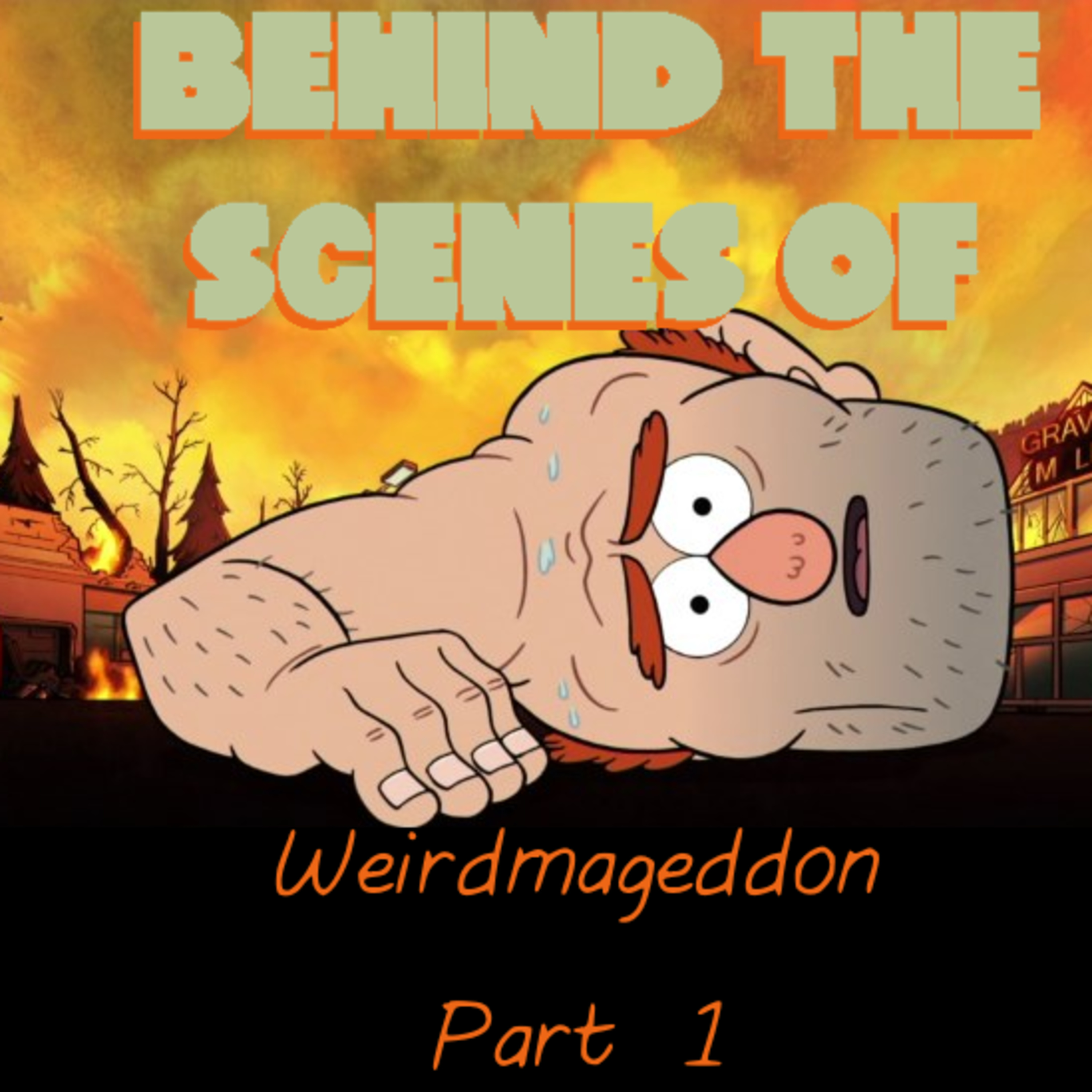 Behind the Scenes of Gravity Falls