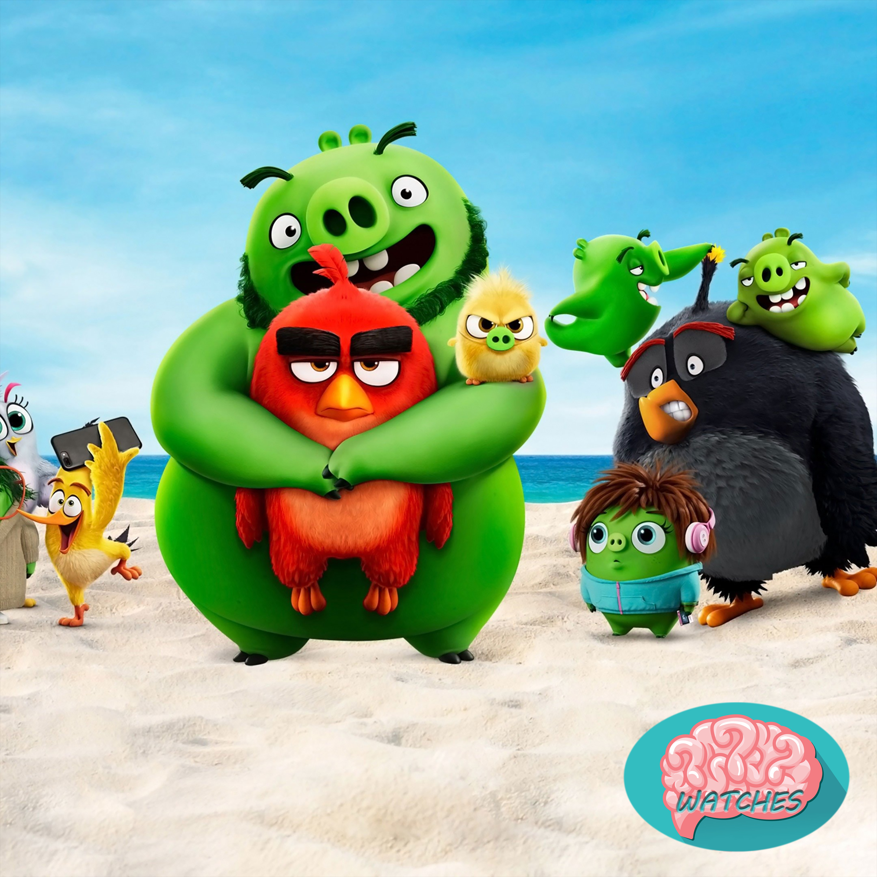 Watches #41: The Angry Birds Movie 2 (2019)