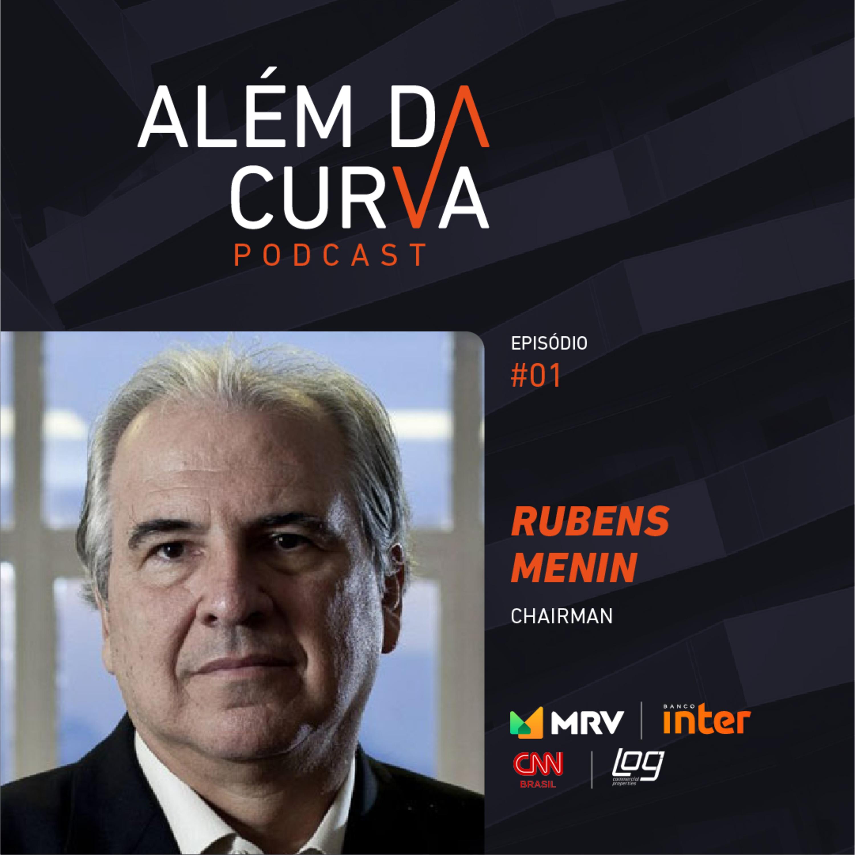Rubens Menin, o Chairman da MRV, CNN, Banco Inter e LOG, conversa sobre o cenário para o mercado imobiliário brasileiro