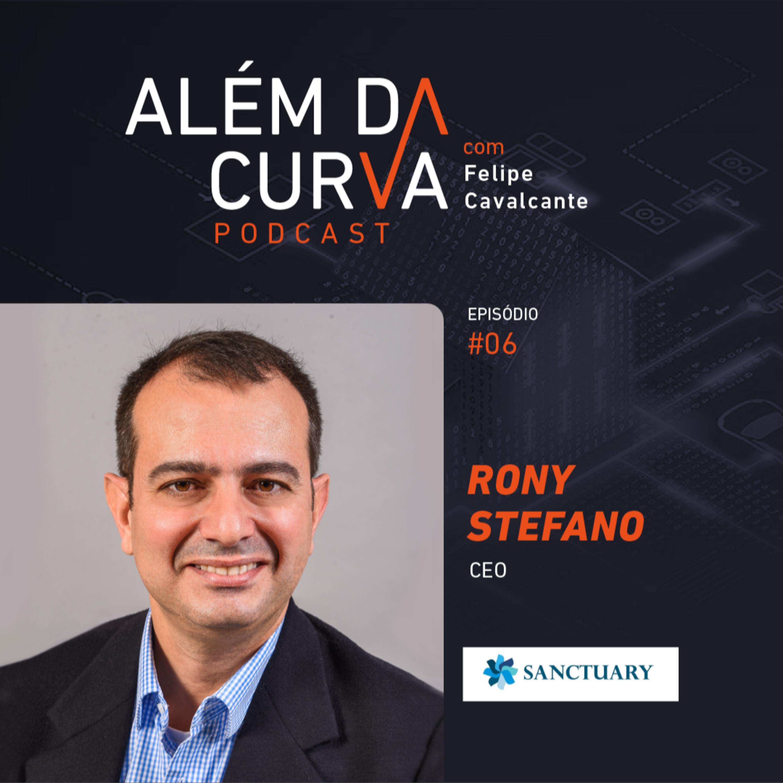 Rony Stefano, CEO da Sanctuary Properties, comenta os mercados de hospitalidade, tecnologia e real estate