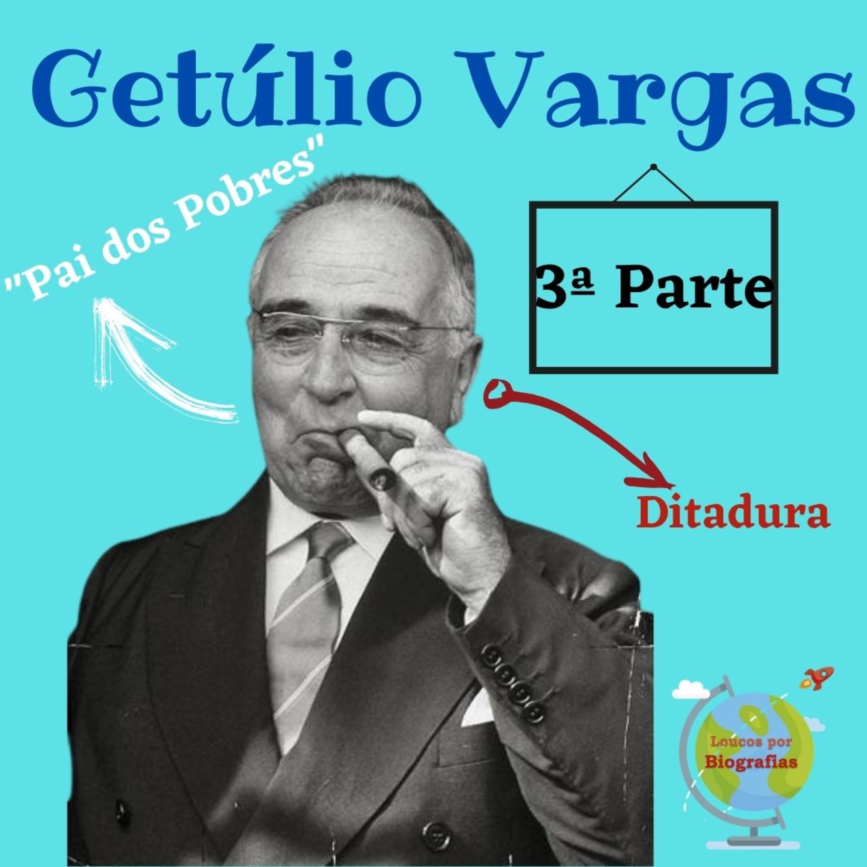 Biografia GETÚLIO VARGAS (Parte 3) - 2ª Guerra - Queremismo - Atentado Carlos Lacerda - Últimos Dias