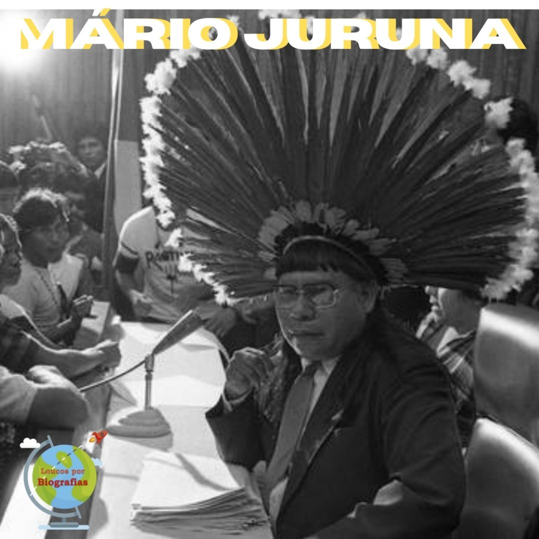 "Biografia de MARIO JURUNA - O Primeiro Índio no Parlamento Brasileiro - ""Dia do Índio"""