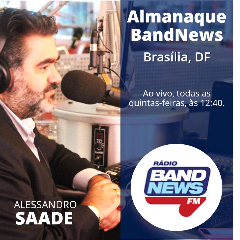 BandNews FM [03.01.2019] A marca da caneta