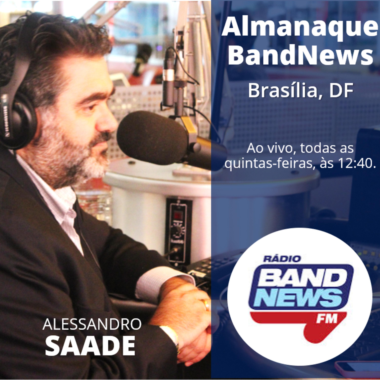 Saade na BandNews FM - Cerveja para Gatos