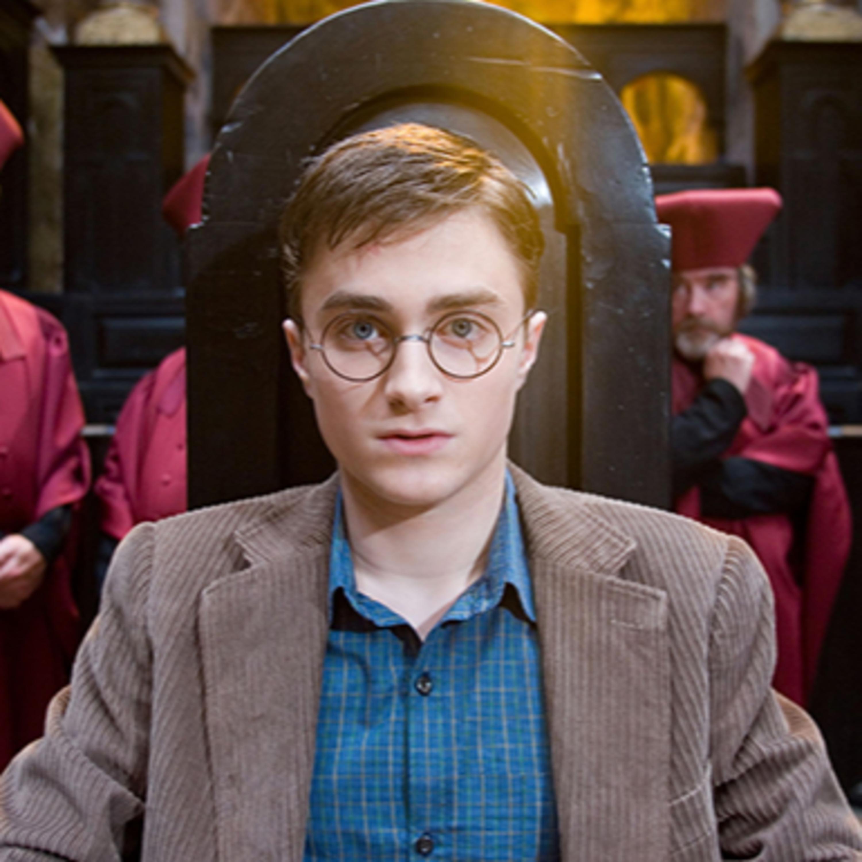 این جادوگر لعنتی، هری پاتر، مرا به کشتن خواهد داد