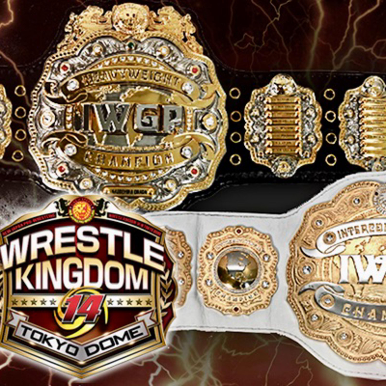Wrestle Kingdom 14 Predictions Show