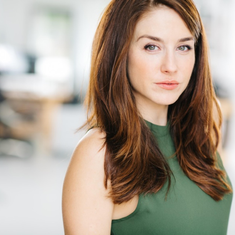 #74 Erin Karpluk | Getting Started | Being Erica | Celebrity | Hollywood | Sober | Mindset | Sobriety | Supernatural | Moms