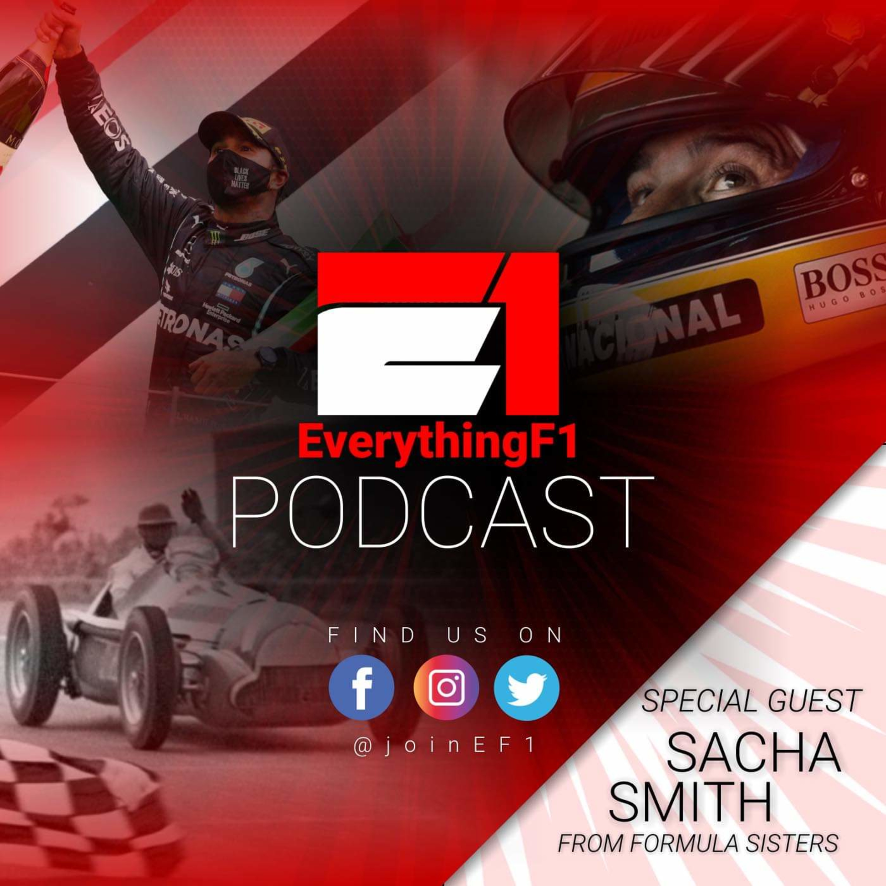 Ep 13 – The Reign in Spain with Sacha Smith