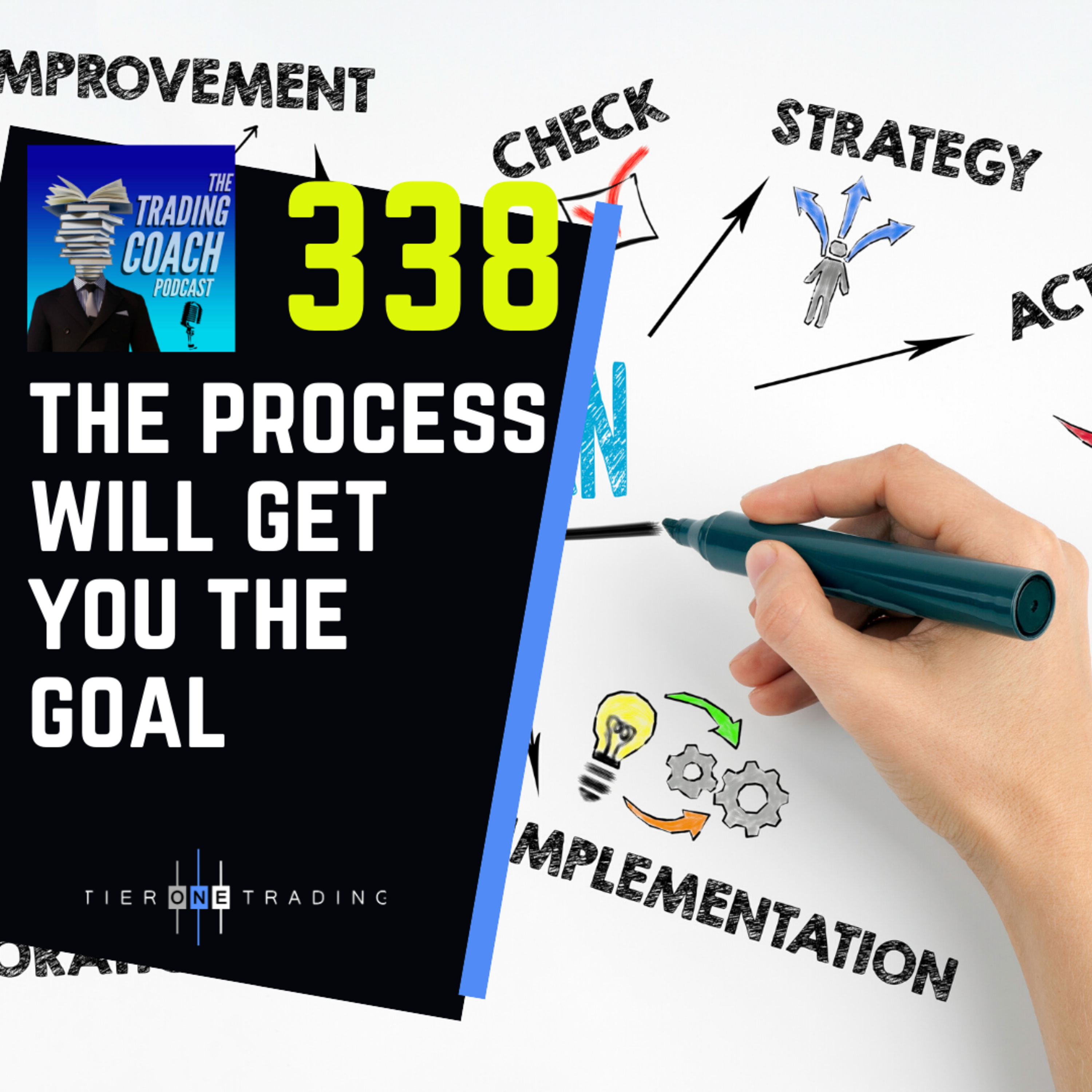 338 - The Process Will Get You The Goal