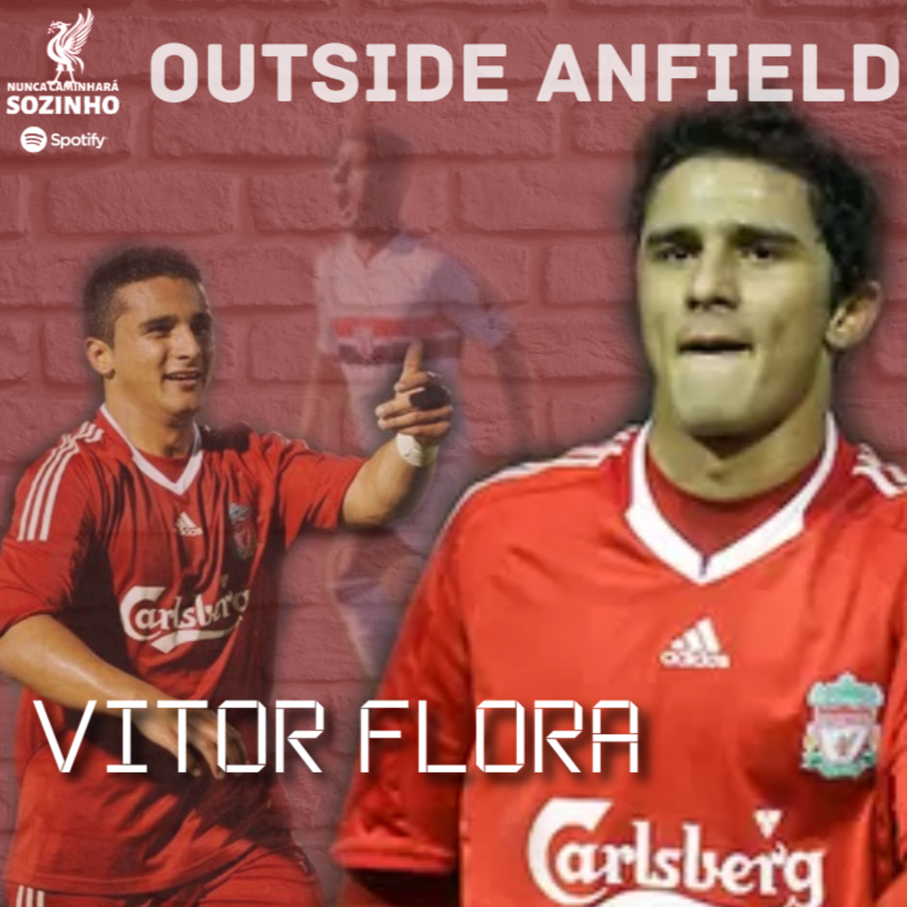 Outside Anfield - Vitor Flora