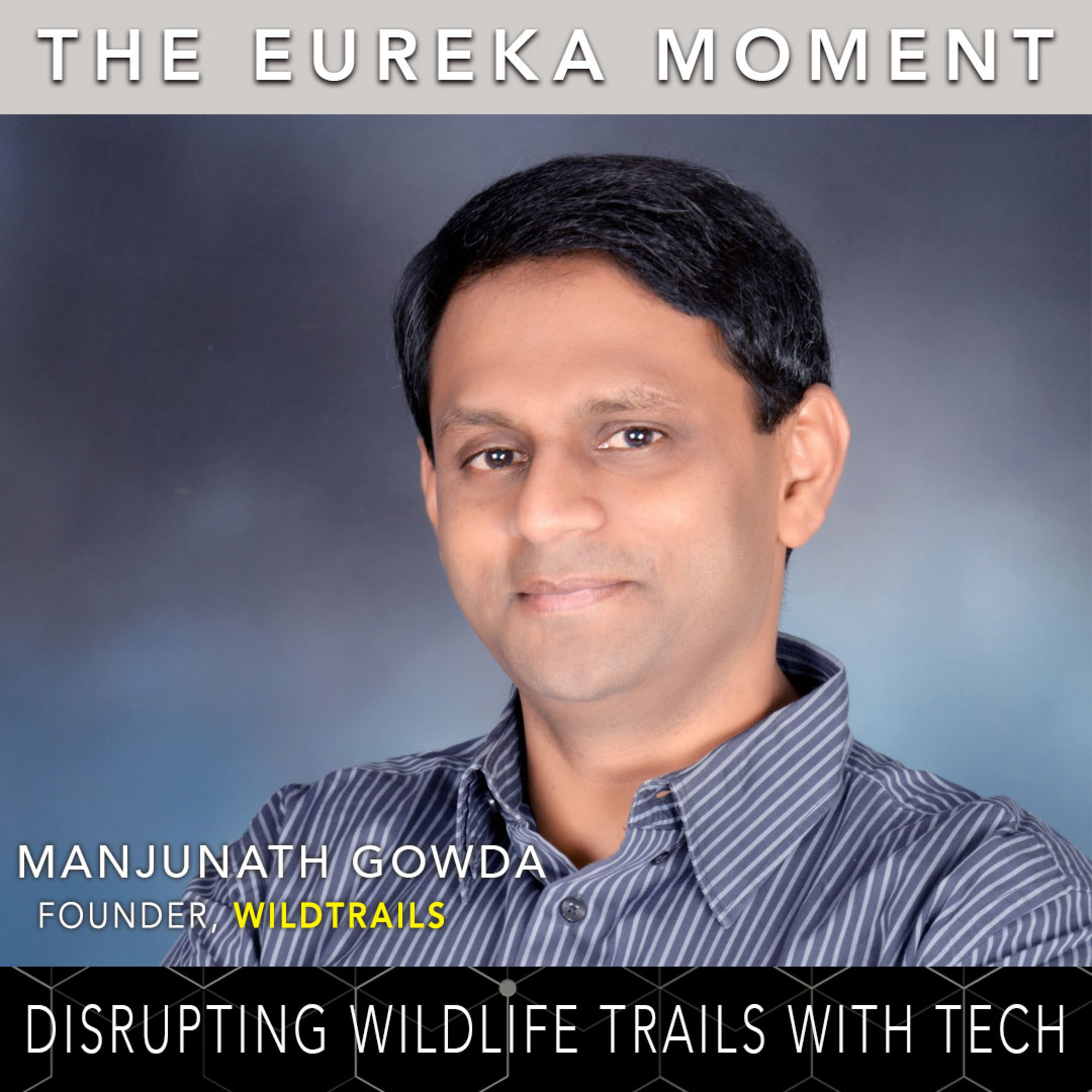 Ep.13 Disrupting Wildlife Trails With Tech ft. Manjunath Gowda, Founder - Wildtrails.in