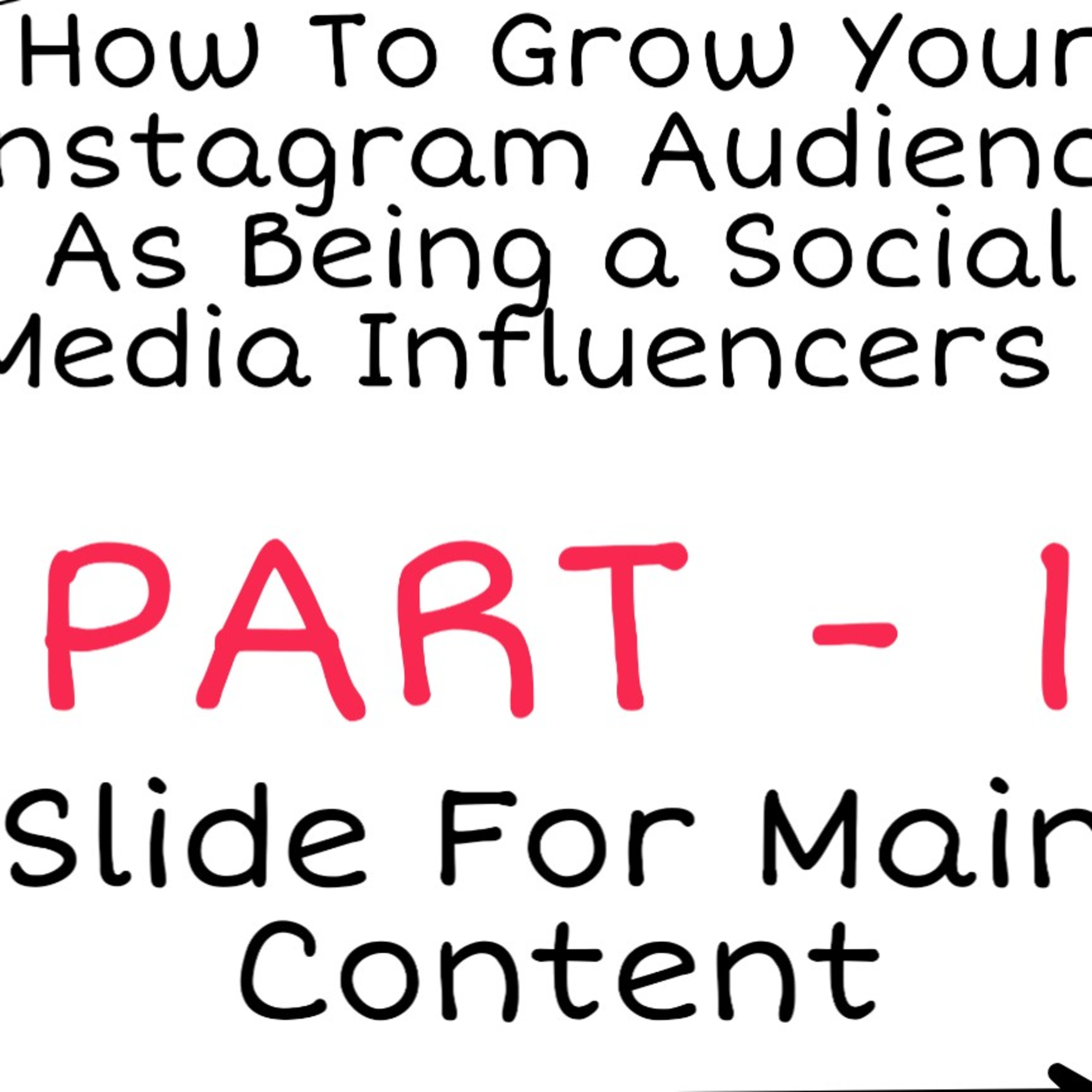 How To Increase Your Instagram Audience.