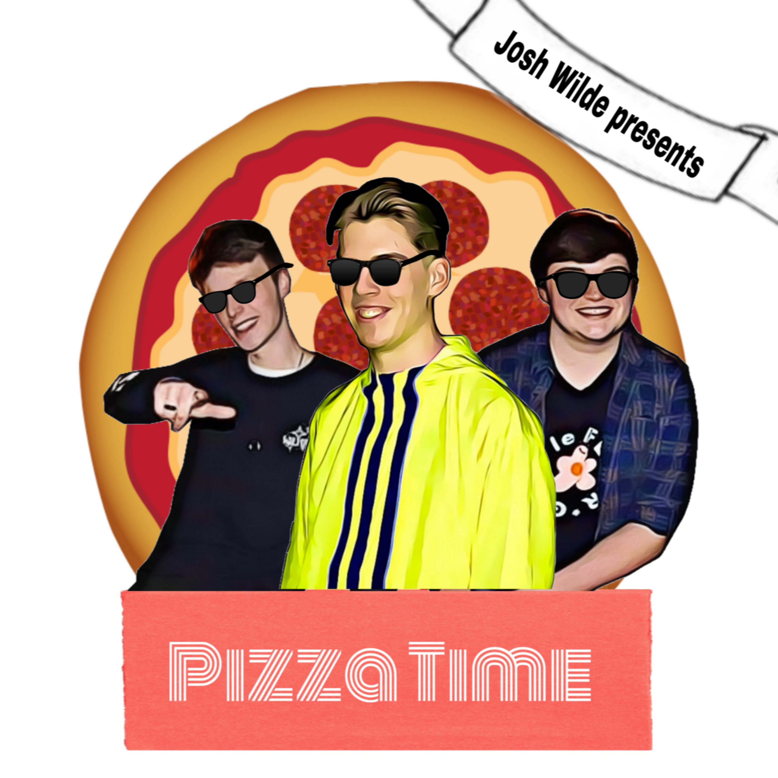 Pizza Time Episode 11 - The Nerdy Hour (with Jack & Logan)