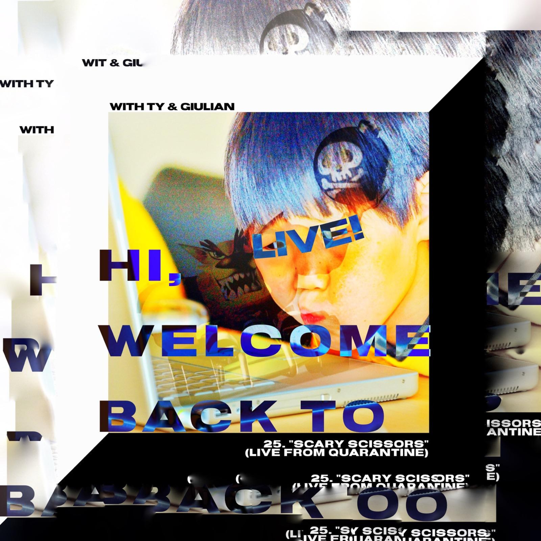 HWBT #25 Scary Scissors (LIVE from Quarantine)