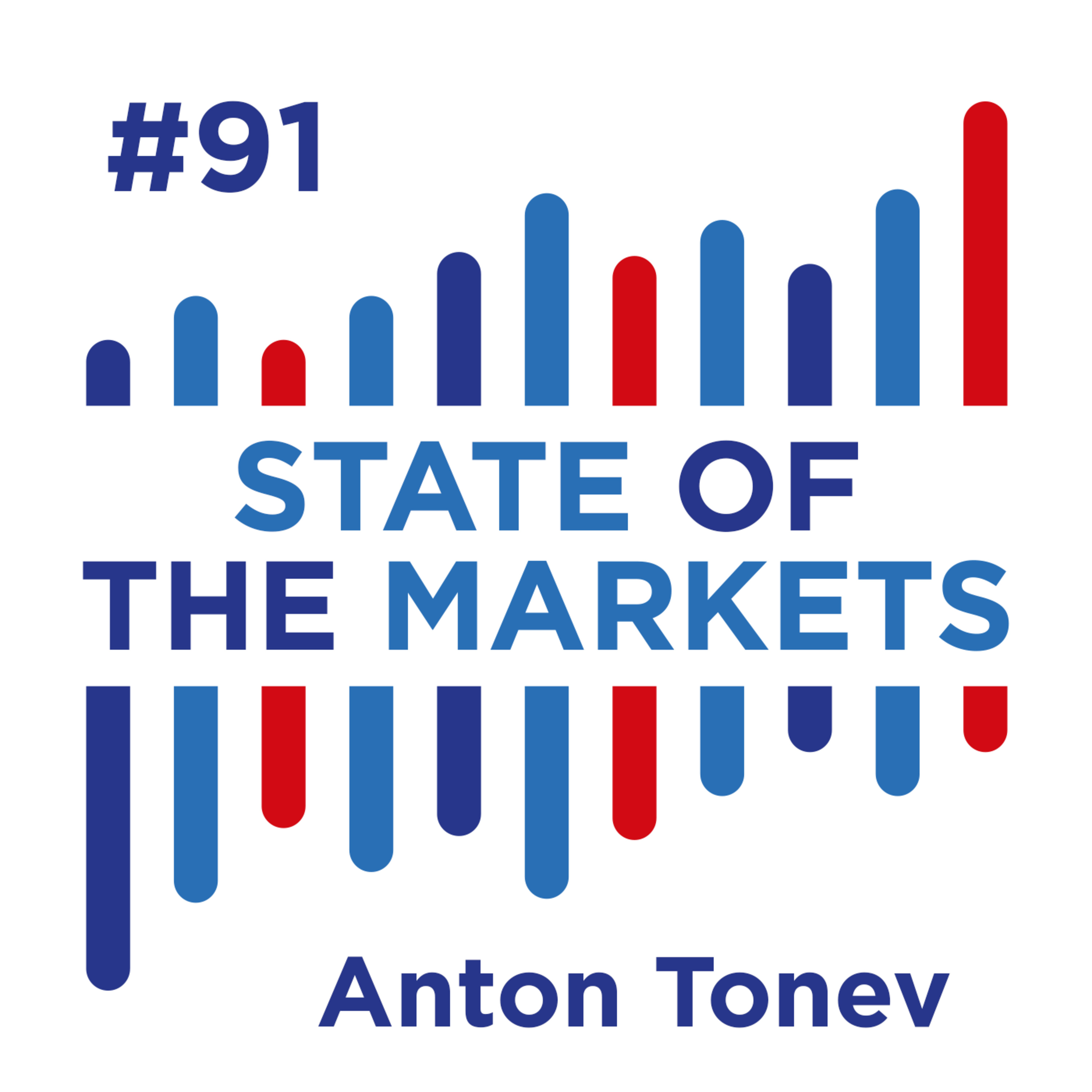 #91 Anton Tonev – Trading for yourself